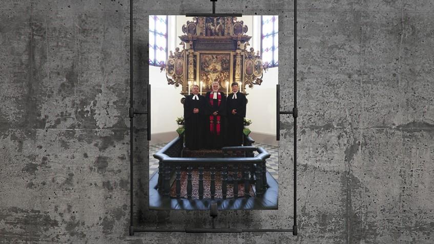 Vzácna návšteva z Wittenbergu