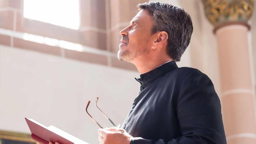 hľadá sa duchovný pastor