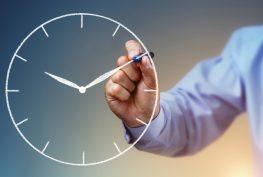 zmena času služieb božich