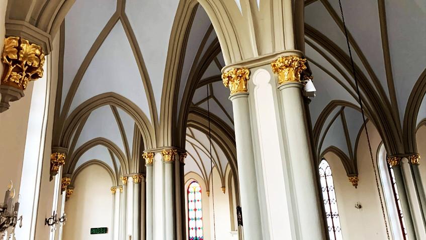 Zamyslenia z púchovského kostola